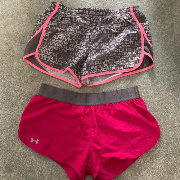 Two Pack Under Armour Sport Shorts